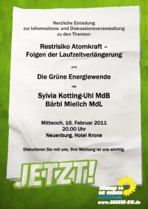 2011 neuenburg flyer vorne