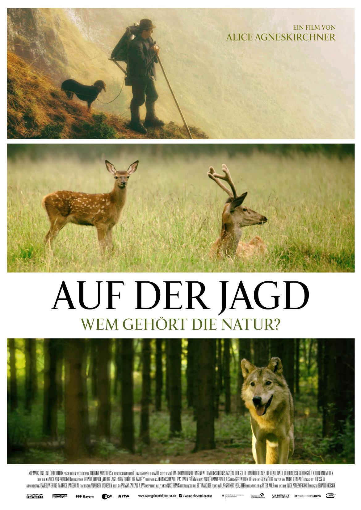 Kino: Auf der Jagd – wem gehört die Natur?