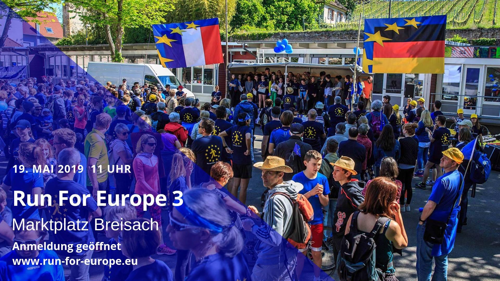 Run for Europe 3