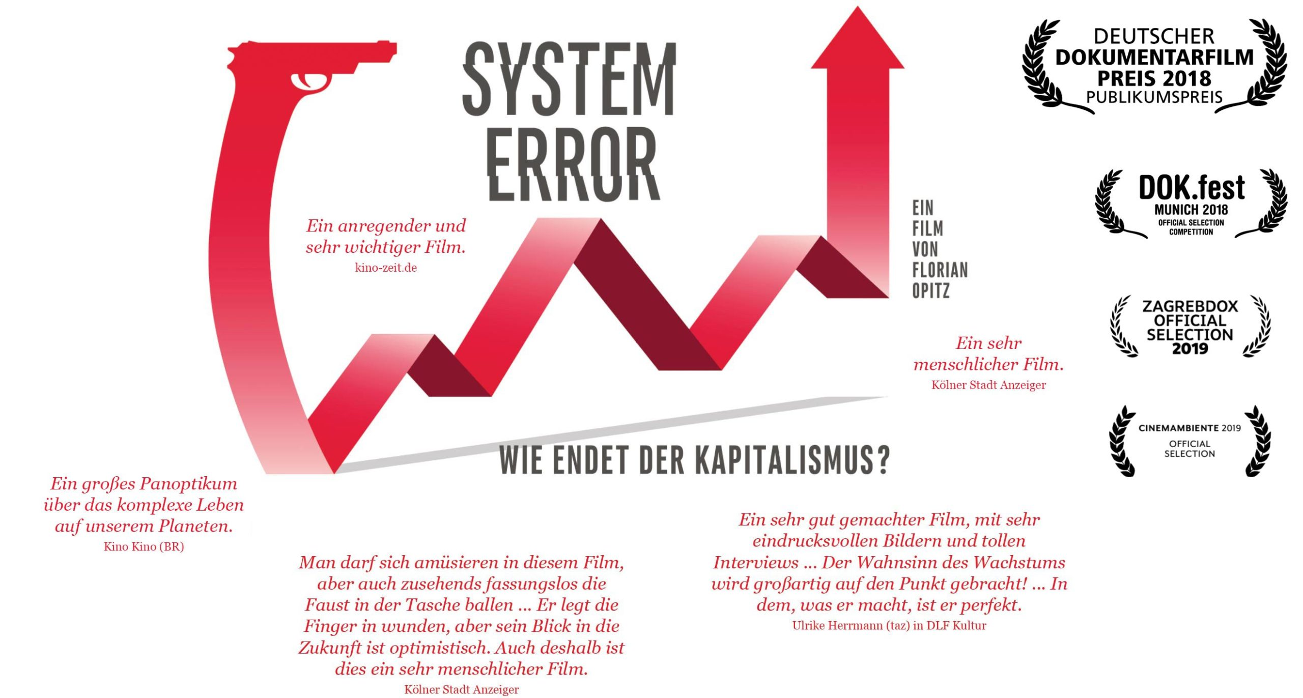 Winterkino: SYSTEM ERROR