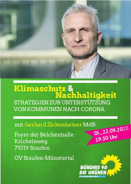 OV Staufen: Öffentliches Bürgergespräch