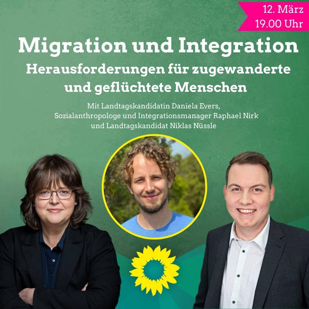 Migration & Integration – Herausforderungen für zugewanderte und geflüchtete Menschen