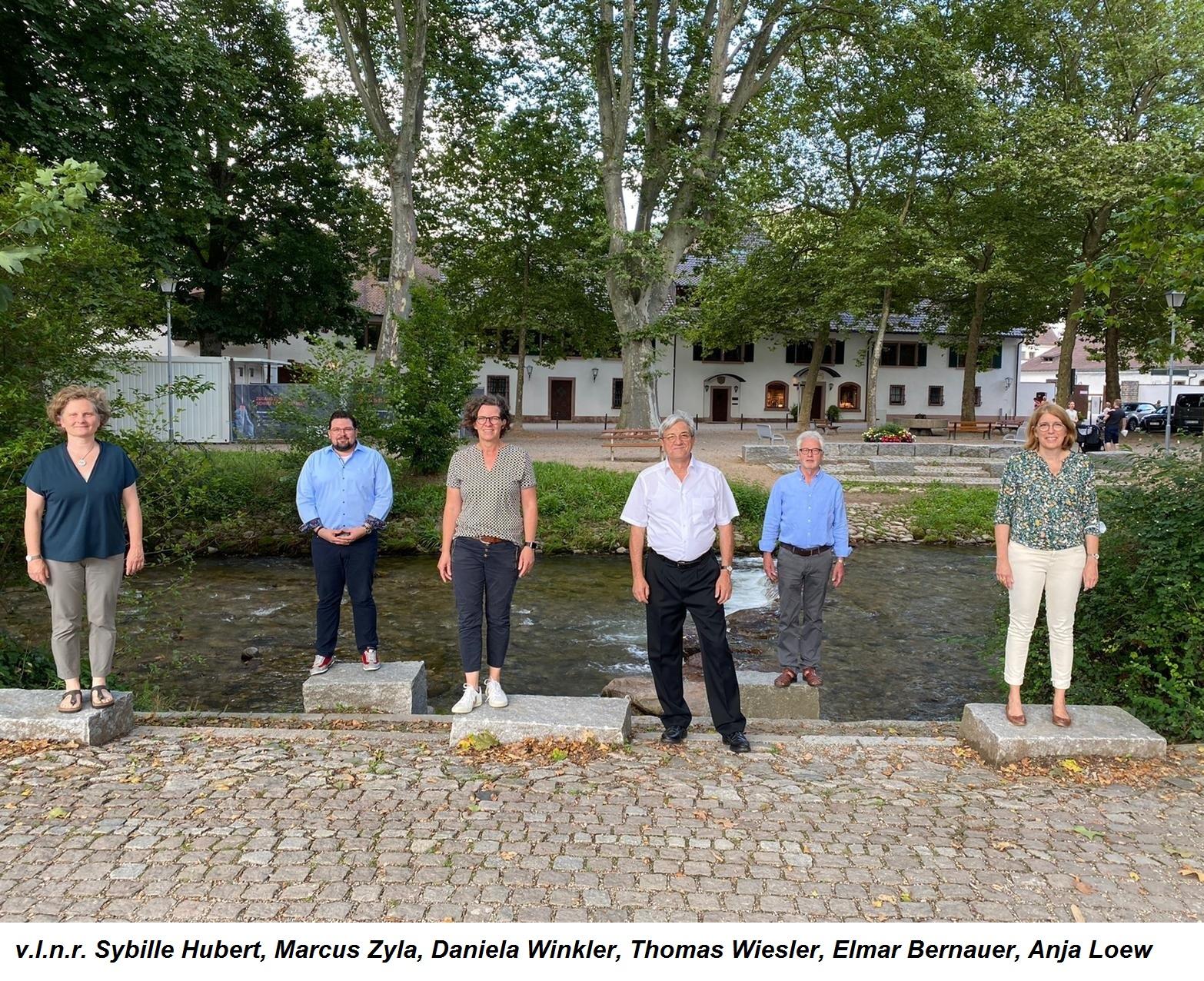 Mitgliederversammlung mit Vorstandswahl des OV Staufen-Münstertal